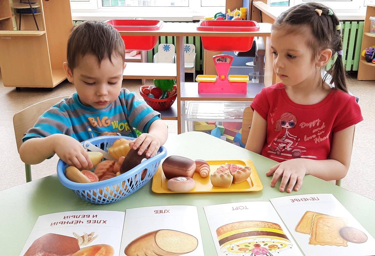Хлеб – важный продукт на столе