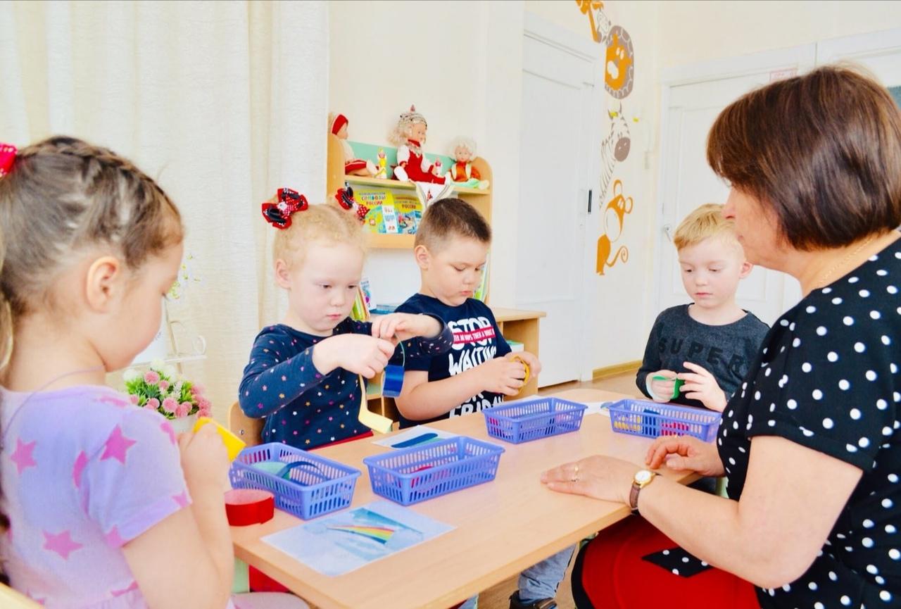 Эдьютейнмент в билингвальном образовании дошкольников